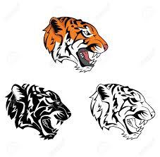 Dessiner Un Tigre Sur Le Visage L L L L L L L