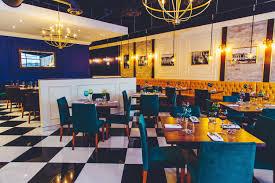Restaurant Interior Designer In Kolkata Kolkata Club Amaya Restaurant Sports Basketball Court
