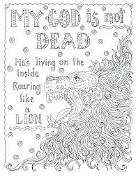 Lovely Coloring Pages For Adults Christian Best Coloring Pages For