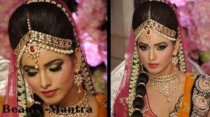 best solutions of indian bridal makeup n hairstyle great wedding makeup amrapali bridal look plete hair