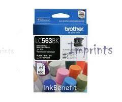 <b>Картридж Brother LC563BK</b> черный для принтера Brother ...
