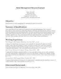 Objective For Resume Samples – Letsdeliver.co