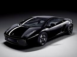 2014 Lamborghini Gallardo Black Edition - Car HD Wallpaper