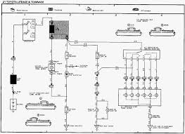 toyota townace electrical wiring diagram fresh 1996 toyota corolla wiring diagrams of toyota related post