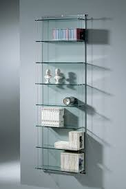 Wall Glass Bookcase : Into The Glass - Look Elegance Glass ...