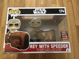 Funko Pop Vinyl Star Wars Rey With ...