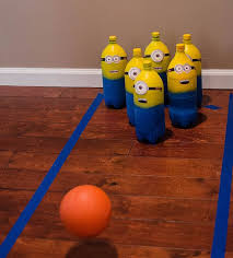 best 25 minion party games ideas