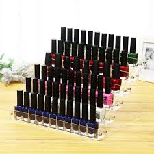 Mac Lipstick Display Stand Gorgeous New Promotion Makeup Cosmetic 32 Tiers Clear Acrylic Organizer Mac