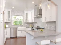 Kitchen:White Kitchen Shaker Cabinets Kensho Silestone Countertops Kitchens  With Pictures Decorations Size Beautiful Gray