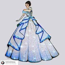 Model Dress Design Drawing Lindo In 2020 Fashion Illustration Dresses Fashion