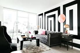 black and white living room with copper accents color combinations for rooms colour scheme brown sofa photos