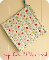 Quilted potholder tutorial. Great gift idea. | Scrap Fabric ... & Quilted potholder tutorial. Great gift idea. Adamdwight.com