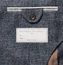 Brunello Cucinelli - Blue <b>Slim</b>-Fit Prince Of Wales Checked Wool ...