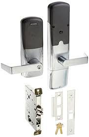 Schlage AD 400 Networked Wireless Mortise Electronic Lock Less
