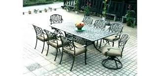 wrought iron dining set wrought iron patio dining set incredible furniture sets aluminum outdoor chairs white