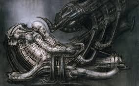 Giger Alien Design H R Giger Art Artwork Dark Evil Artistic Horror