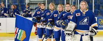 Pee wee girls hockey alberta