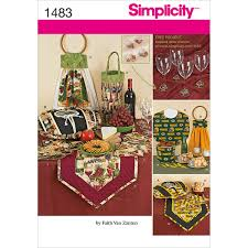 Simplicity Craft Patterns