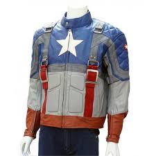 captain america the first avenger jacket