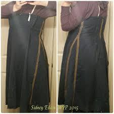 Apron Dress Pattern Beauteous Dark Blue Linen Viking Apron Dress WIP48 By Sidney Eileen