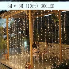 <b>3M x 3M</b> 300LED <b>Outdoor</b> Home Christmas <b>Decorative</b> xmas String ...