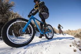 keep rolling through winter on new victory ranch fat bikes