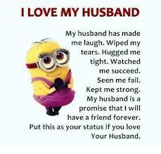 I LOVE MY HUSBAND My Husband Has Made Me Laugh Wiped My Tears Hugged Gorgeous How Can I Love My Husband