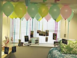room decoration ideas for 21st birthday parties home party of