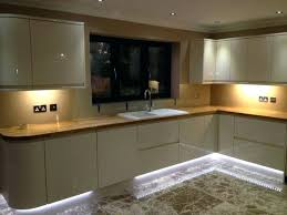 kitchen led lighting. Kitchen Led Lighting Functional And Help The Inside Intended For Light Design 16