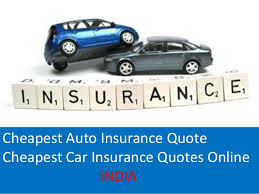 Automobile Insurance Quotes Cool Cheapest Car Insurance Quotes Cheapest Auto Insurance