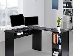 office computer desk. Miraculous Computer Desk For Home At Amazon Com LANGRIA L Shaped Corner Office Work