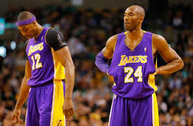 Kobe and Dwight Howard's relationship is done after his move to Houston.