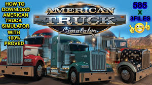 The driving feel is authentic and visceral, and crashes are realistic and violent; How To Download And Install American Truck Simulator For Pc Laptop Hindi By Gaurav King
