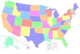 Us Map Editable In Powerpoint Us Map States Abbreviations Regions Free Usa Region Powerpoint With