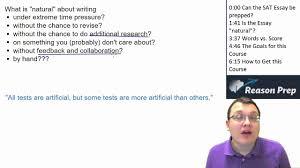 new sat essay course sat essay course  sat essay course 1