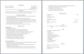 Esthetician Resume Samples Free Resume Templates 2018