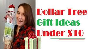 dollar tree gift ideas under 10