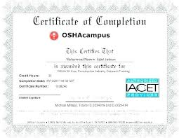 Free Forklift Certificate Template Forklift Safety Certification Cards Addisiontechnologies Com