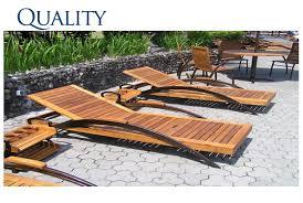 Outdoor mercial Patio Furniture luxury outdoor furniture