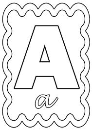 20 Dessins De Coloriage Alphabet Maternelle Imprimer