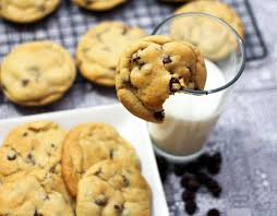 chocolate chip cookies and milk. Interesting And New York Times Chocolate Chip Cookies Intended Chocolate Chip Cookies And Milk I