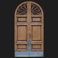 Door photo 030 Old Italian wooden front door Square Texture