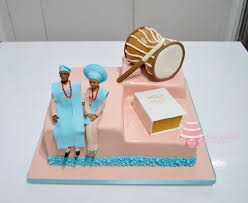 African Wedding Cakes Favoured Cakes Sidcup Kent