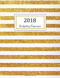 Monthly Budget Planning Budgeting Organizer Budgeting Planner 2018 Finance Monthly