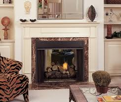 debating a see through fire place between the bed room and great room ventless or ventless fireplace insertdouble sided