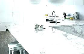 marble like countertops moon carrara marble countertop vs quartz