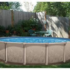 round above ground pools. Brilliant Pools Nature 21 Ft Round Above Ground Pool Throughout Pools 1
