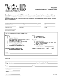Transmittal Form Ms Word Template Fill Online Printable