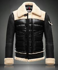 Moncler Down Jackets For Men With Turndown Collar Outlet Black,moncler  store,moncler coats,collection
