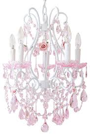 pink crystal chandelier the aquaria regarding brilliant residence pink crystal chandelier plan